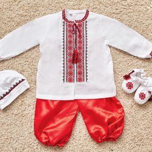 ручна вишивка для немовлят