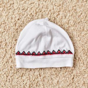 шапка дитяча трикотажна